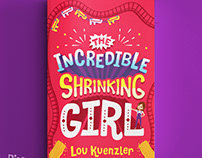 The Incredible Shrinking Girl Covers