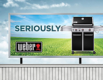 Weber Serious Campaign