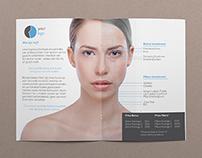 Salon & Beaty Treatment Bi-Fold Brochure