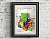 Cartaz para o 29º Prêmio Design MCB | Design Gráfico