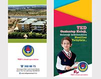 TED Gaziantep Koleji Özel Kesim Broşür