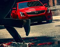 MY19 Cadillac ATS-V