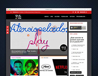 WordPress Website - Circuito Joven San Cristóbal