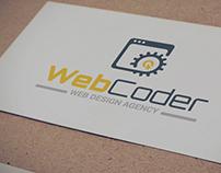 Web Design / Web Development Agency Logo Template