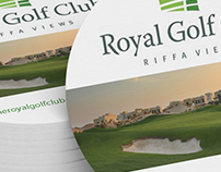 Golf Course Design and Marketing Pieces