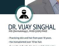 Hair Transplantation Brochure