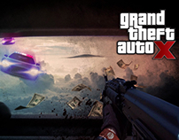 Grand theft auto x