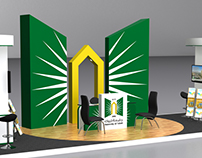 University of Tabuk Exhibition Kiosk