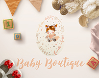 Baby Boutique - for sale! www.One-Giraphe.com