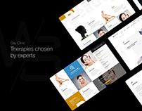 Sky Clinic / Strona WWW