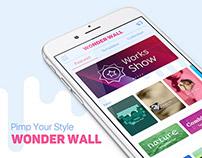 Wonder Wall 万象壁纸