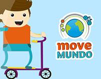 MoveMundo – Scroll animation