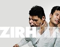 Zirh Site Design