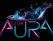 Club Aura Logo