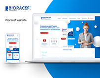 Bioracef website