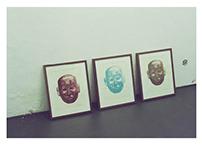Exhibition Praha / Masks