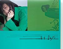 Album Design| 白安ANN 《44 Days》