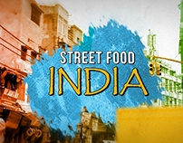 TV Show - Street Food India - Opening Animation