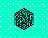 """Logotipo - """"As Coisas + Criativas do Mundo"""""""