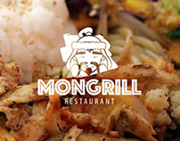 Mongrill Rebranding