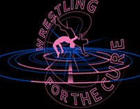 Susan G. Komen Wrestling For The Cure Event Tee-Shirt