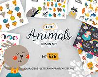 Animals Design set