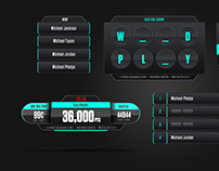 On-Air Broadcast Graphics Concepts