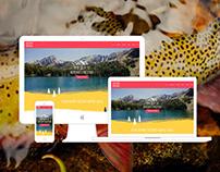Backyard Montana – Custom Website