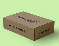 Free Packaging Box Mockup PSD Download