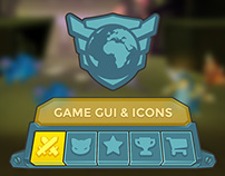 Game GUI and Icons