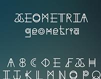 GEOMETRIA Typeface