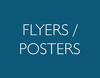 Flyers / Posters/ Pamphlets