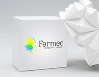 "Rebranding ""Farmec"" - Logo Design"