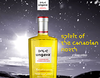Ungava Gin website