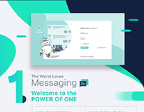 Chatbot UI Mockups