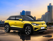 Volkswagen iD Crozz 2024