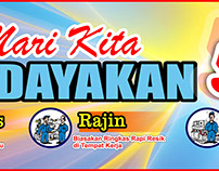 #09 Banner 5S 5R Seiri Seiton Indonesia Free Download C