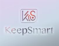 KeepSmart Brand Logo