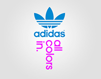 Adidas - All Colors In