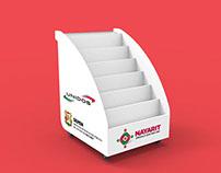 Itinerant library - Gobierno de Nayarit