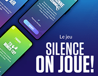 Appli Radio-Canada | Silence on joue! | Turbulent