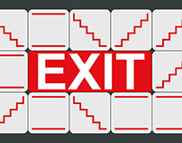 EXIT - Dynamic Puzzle Game