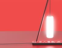 OMIYO | reconfigurable lighting concept
