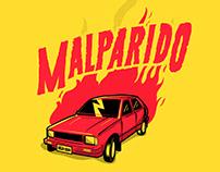 Malparido movie poster