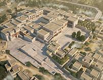Knossos palace 1.350 BC