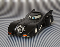 CARS ST NO.4 / BATMOBILE