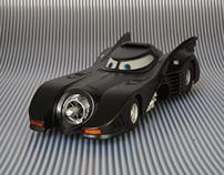 CARS ST NO.4 / BATMOBILE