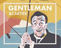 GENTLEMAN MAG / Cartier