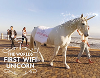 Wazoogles - World's 1st WI-FI Unicorn