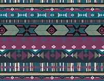 Pattern for BILLABONG Outerwear collection